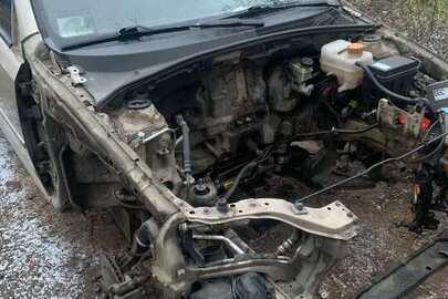 Транспортний засіб марки Chevrolet lacetti, реєстраційний номер СЕ5587АІ, номер кузова: Y6DNF19BE7K705854, 2007 року випуску