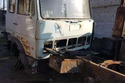 Автомобіль вантажний-Е МАЗ 5432, 1988 р.в., ДНЗ 14452НІ, № кузова: ХТМ54322000008689