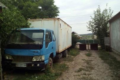 Вантажний автомобіль FAW CA1061K28L5R5 1111, 2008 року випуску, реєстраційний номер ВА4235АМ, ідентифікаційний номер (VIN) Y7CCA106180094403