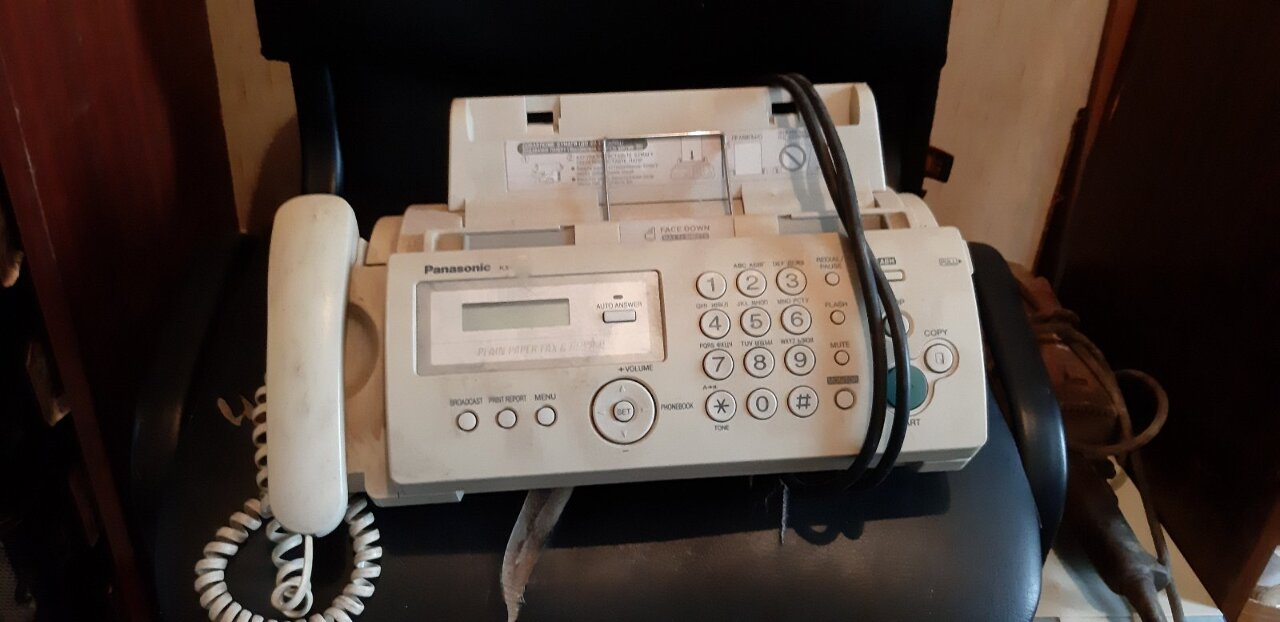 Факсовий апарат Panasonic KX-FT932