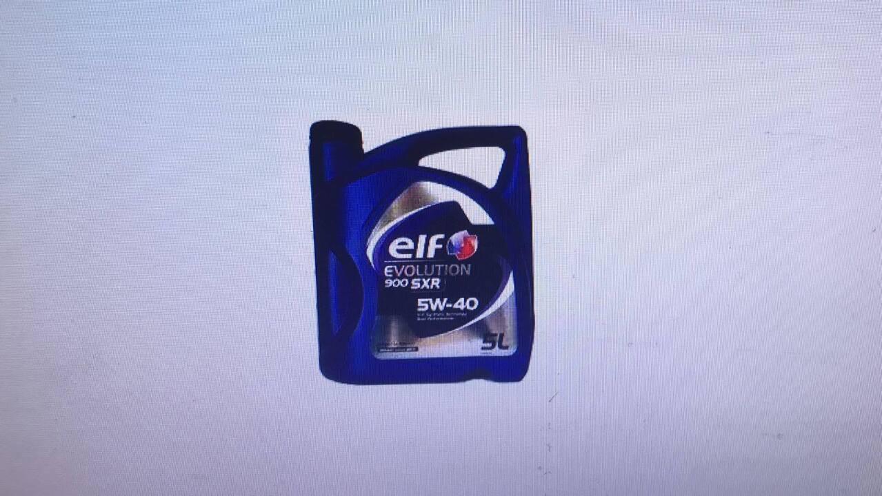 Мастило Elf 5W30 Evolution, 5 л