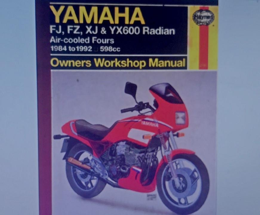 Інструкція Yamaha JOG, в кількості 5 шт.