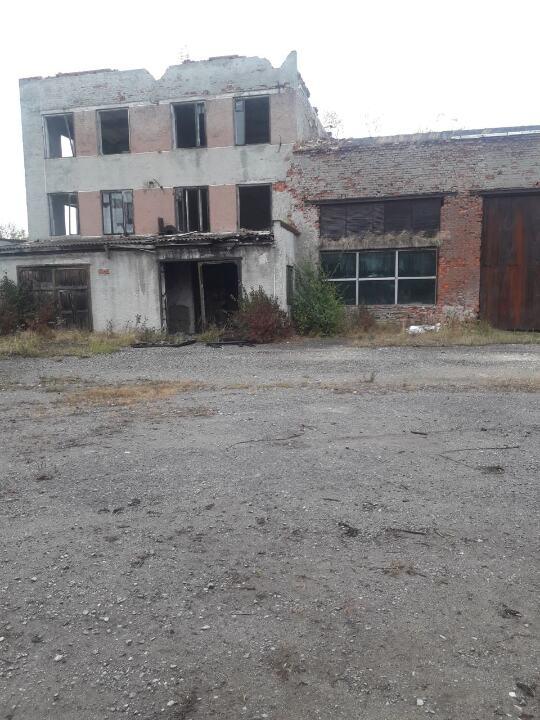 ІПОТЕКА. Нежитлова будівля, тарний участок,  літера