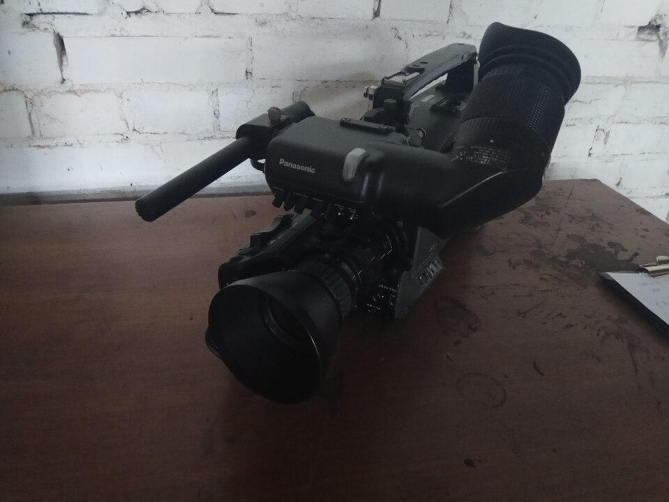 Відеокамера PANASONIC з сумкою, б/в