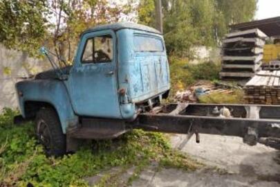 Вантажний автомобіль ГАЗ 5312, 1991 року випуску, державний номерний знак ВХ8695АХ,  № кузова1316064