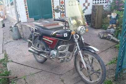 Мотоцикл Spark SP110C-2W, ДНЗ ВХ5875АА, 2013 року випуску, № рами LWMPCHLA2D1001382