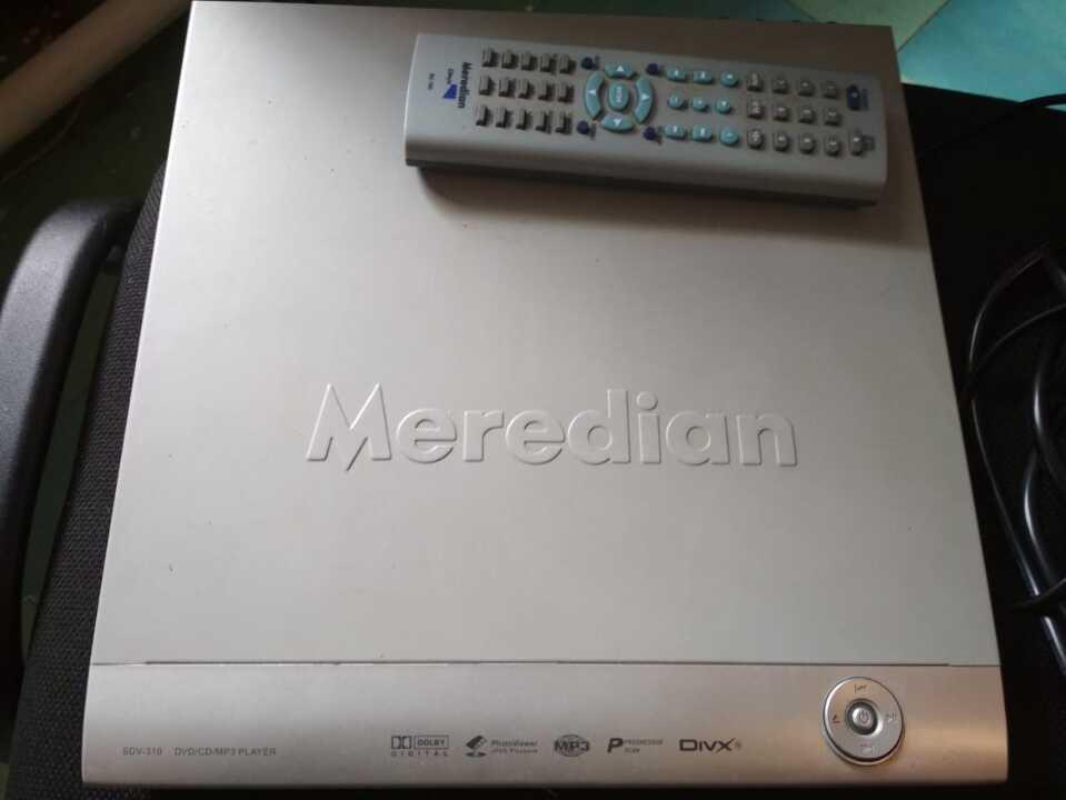 DVD/СD/МР3 плеєр фірми