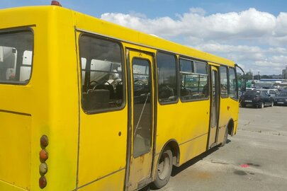 Транспортний засіб автомобіль марки БОГДАН, модель А-09202, 2006 року випуску, шасі (кузов, рама) Y7BA092026B001918, державний номер АІ4708ІА