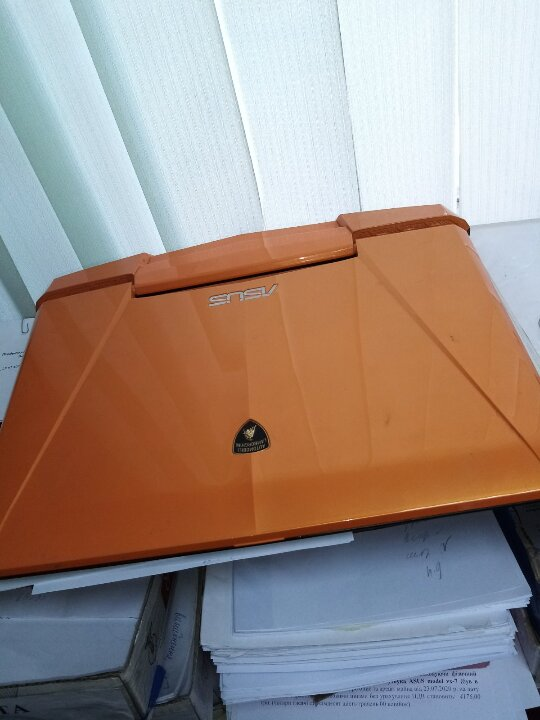 Ноутбук АSUS model vx-7