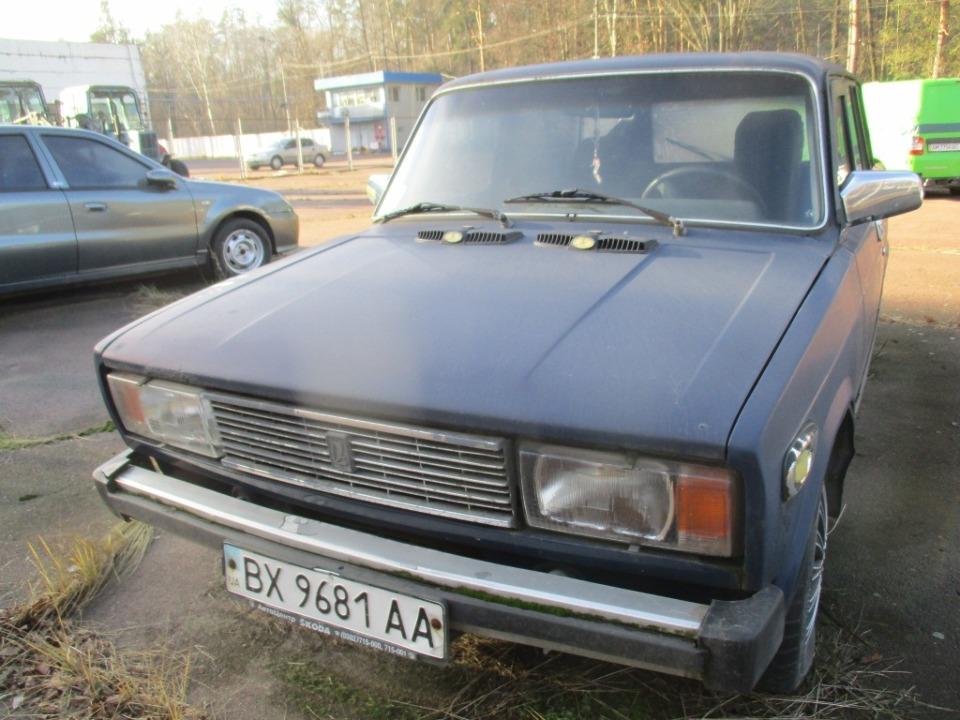 Автомобіль легковий, ВАЗ-21043, 2004 р.в., ДНЗ ВХ9681АА, № кузова ХТК21043040024812