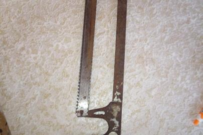 Пилка по металу з полотном