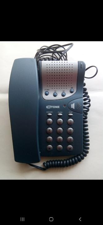 Телефонний апарат IXTONE MODEL T31