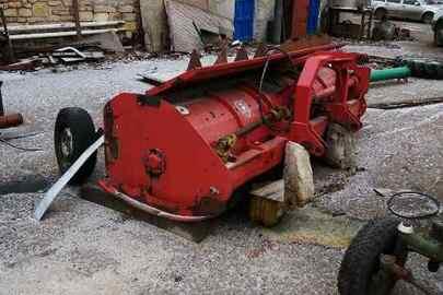 Мульчувач (подрібнювач) тракторний навісний, модель FPM-618.059P, червоного кольору, рік випуску 2016, серійний номер 618059, № 603000063