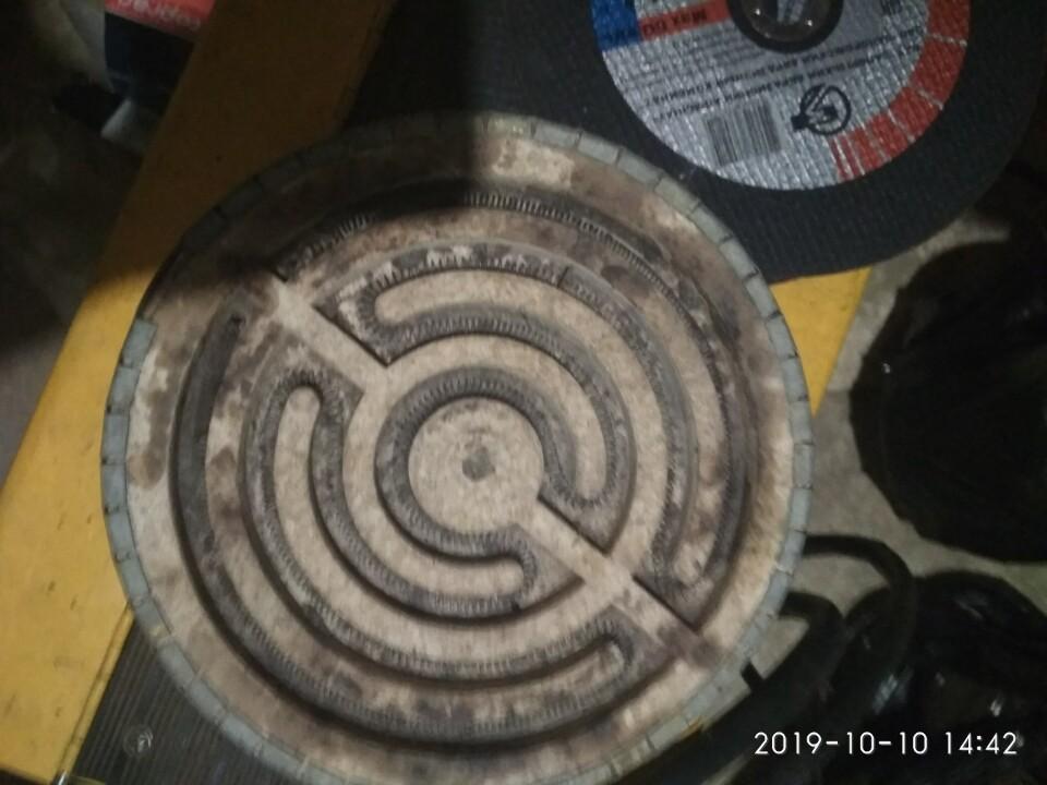 Плитка електрична
