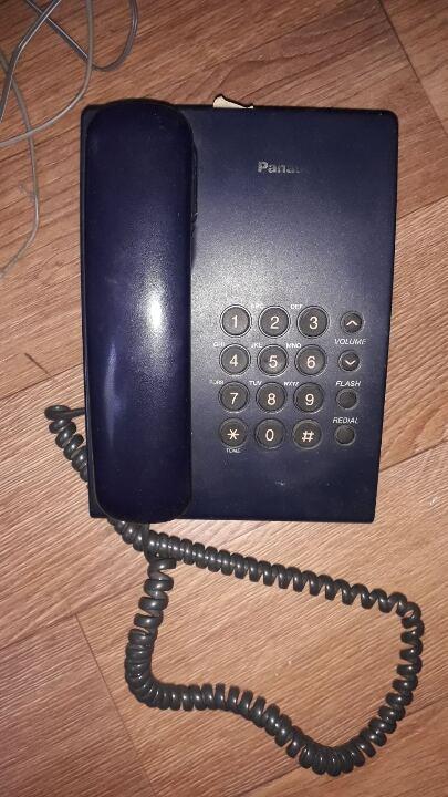 "Телефон ""PANASONIC"" модель №КХ-TS2350 UAB, б/в"