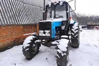 Трактор колісний марки БЕЛАРУС-892, 2013 року випуску, заводський № 90821496 , реєстраційний номер СВ02872 (транзит)