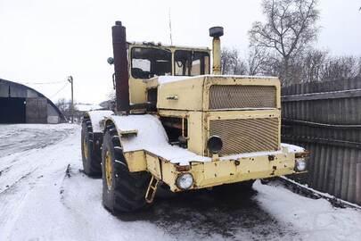 Трактор колісний марки К-701, 1987 року випуску, заводський №24-08182, реєстраційний номер СВ02873 (транзит)