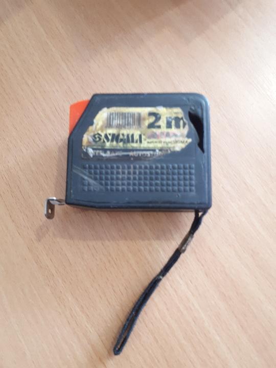 Рулетка вимірювальна SIGMA, б/в