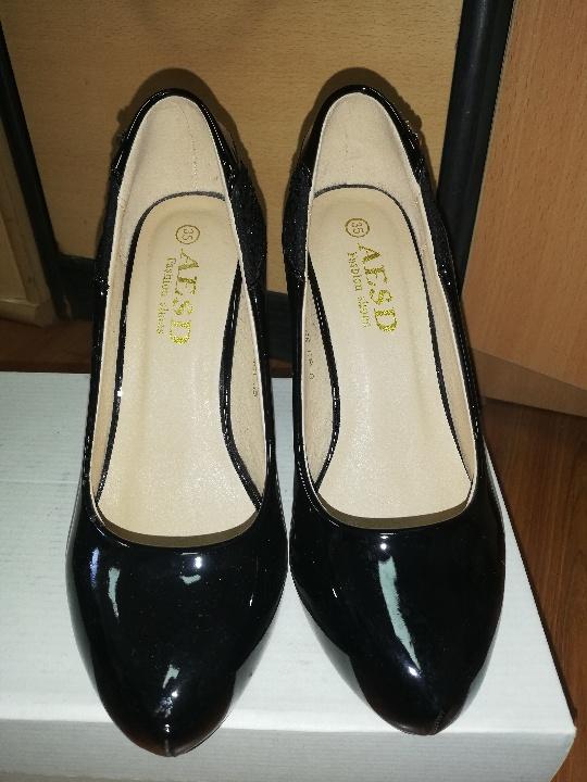 Туфлі жіночі лакові 36 розмір, б/в