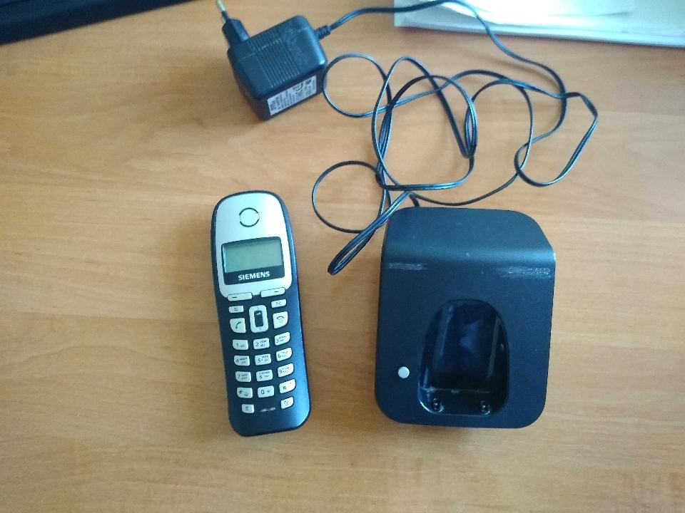 Радіотелефон Siemens Gigaset A160