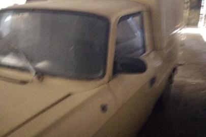 Легковий автомобіль: ИЖ-2715 (вантажний фургон), 1992 р.в., жовтого кольору, ДНЗ ВВ7233СВ, VIN: XTК271500N0474932