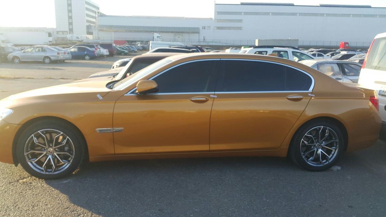 Автомобіль легковий, марка BMW, модель 750 LI, номер шасі (кузова, рами) WBAKC81010C573630, ДНЗ СЕ2424ВК