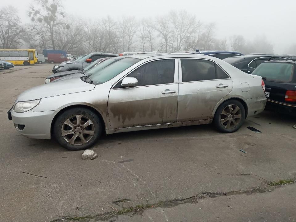 Автомобіль легковий, марка BYD, модель F-6, номер шасі (кузова, рами) LGXC96DG0C1069852, державний номер АА7716ТІ