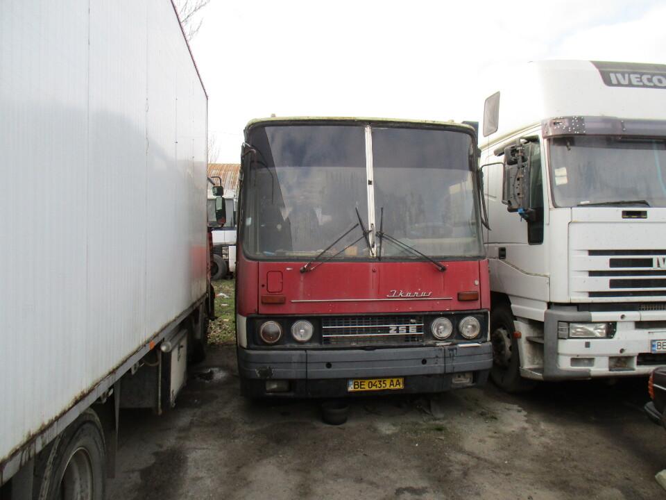 Транспортний засіб IKARUS 256, 1989 року випуску, ДНЗ ВЕ0435АА, номер кузова 25650Е19891288