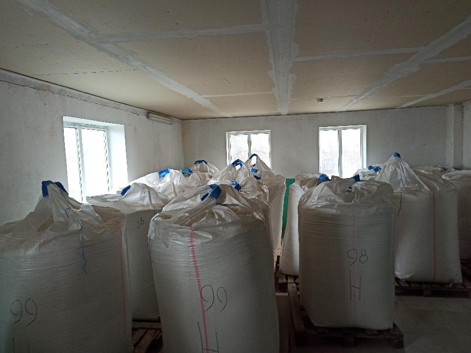 Пластикат полівінілхлоридний зниженої горючості марка НГП 30-32, загальною вагою 20,25 тонн