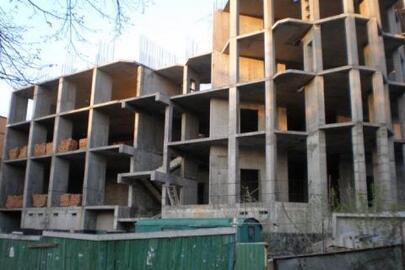 ІПОТЕКА: майнові права на п'ятикімнатну квартиру будівельний номер В-44-16-5-1, загальною площею 155,40 кв.м., жилою площею 101,79 кв.м. недобудованого жилого дому, за адресою: м.Київ, вулиця Отто Шмідта, 34-42