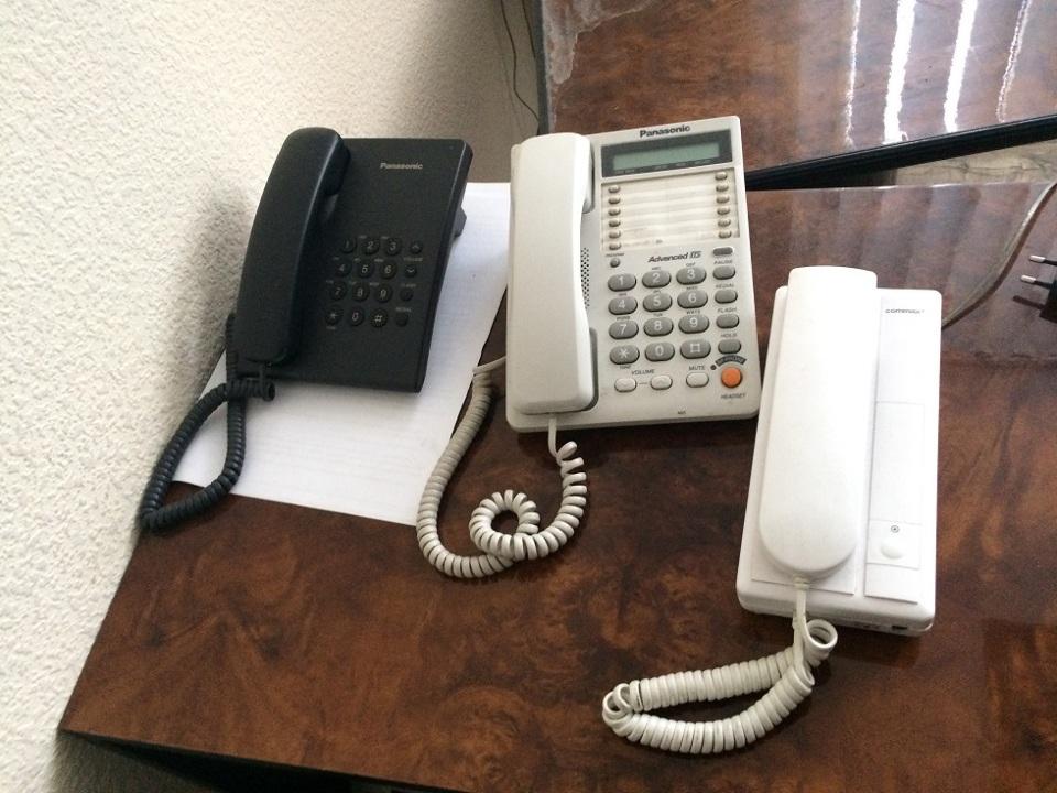 Телефон Панасонік - 3 шт.