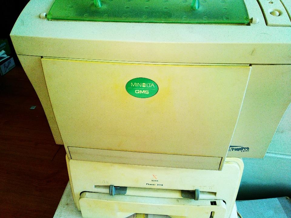 Принтер MINOLTA PagePro-1100