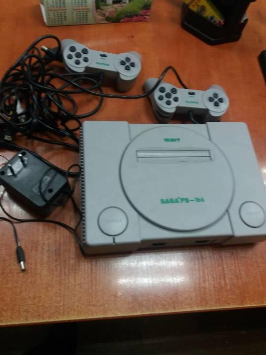 Ігрова приставка Sega