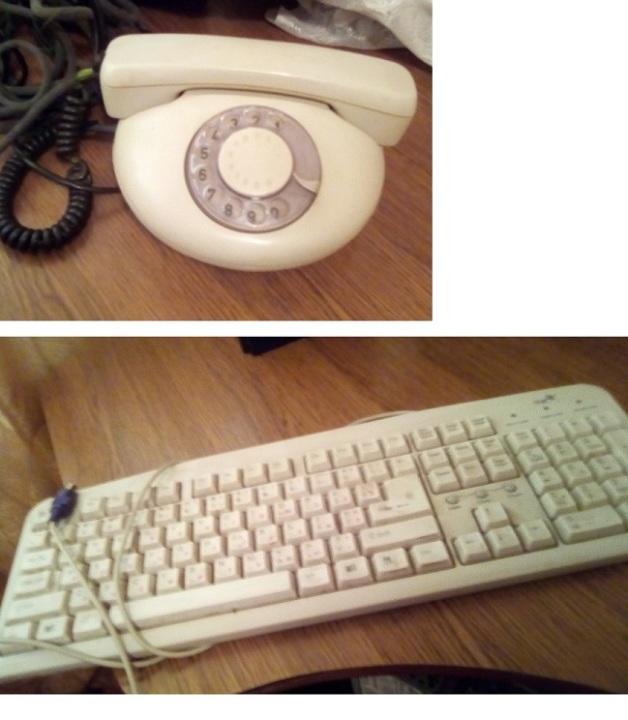 Клавіатура Windows, c/№04122289, телефонний апарат
