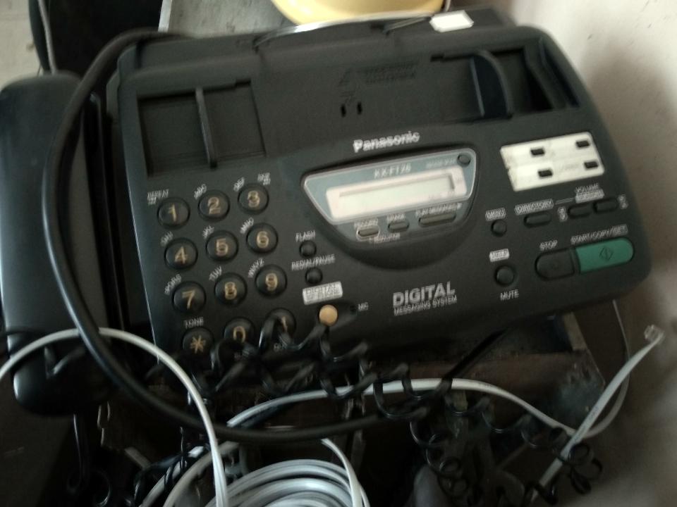 Факсовий апарат Panasonic