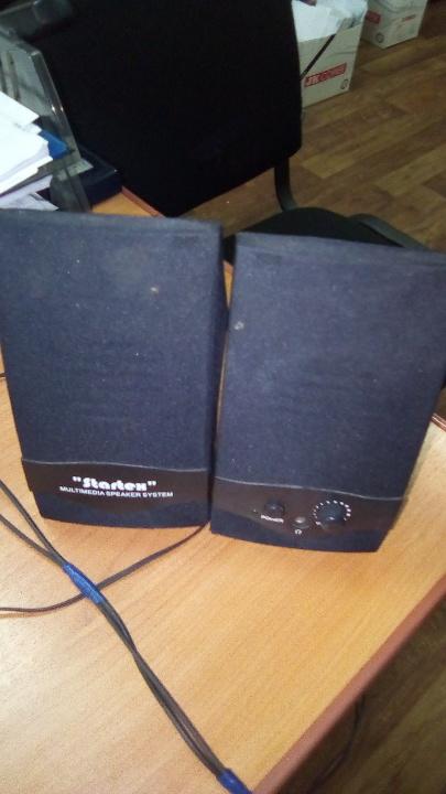Звукові колонки STARTEX мультімедіа Spiker Sistem - 2 шт.