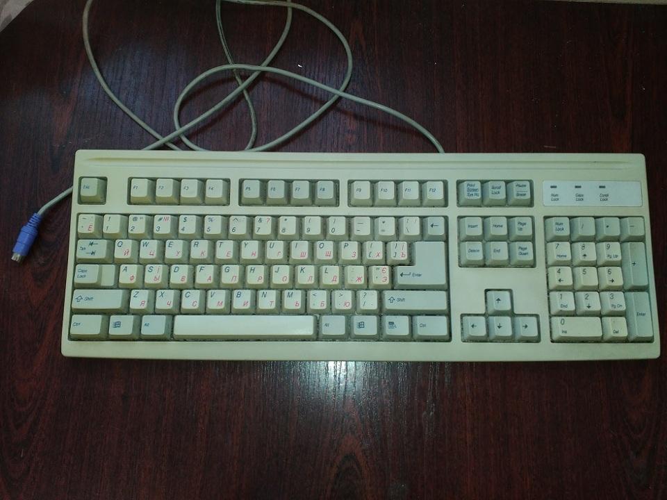 Клавіатура марки Mitsumi модель KFKEA4SA