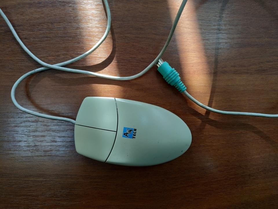Мишка комп'ютерна A4 Tech
