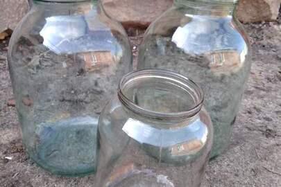 Банки скляні 3 л