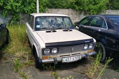 Легковий автомобіль ВАЗ 21063, 1987 року випуску, ДНЗ 45741РЕ, номер кузова: (VIN) ХТА21063ОН1814712, колір бежевий