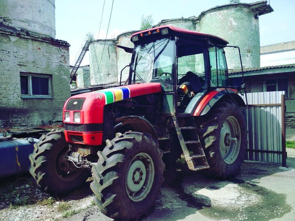 Трактор колісний Беларус 1523, 2015 року випуску, ДНЗ: 19085ВХ, заводський номер: 15006921