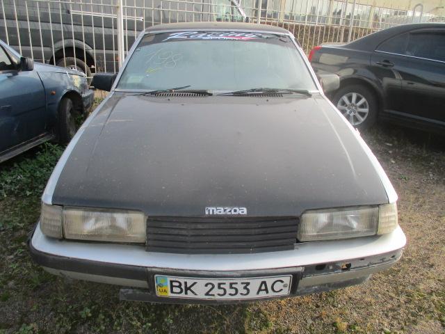 Транспортний засіб MAZDA 626, ДНЗ: ВК2553АС, номер кузова: JMZGC122201736399