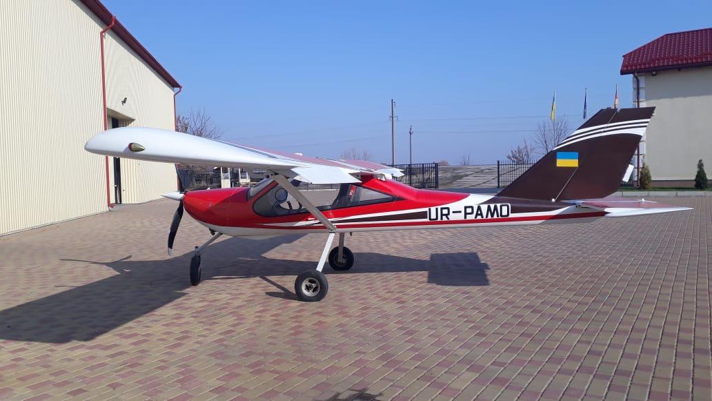 Літак ВиС-5М