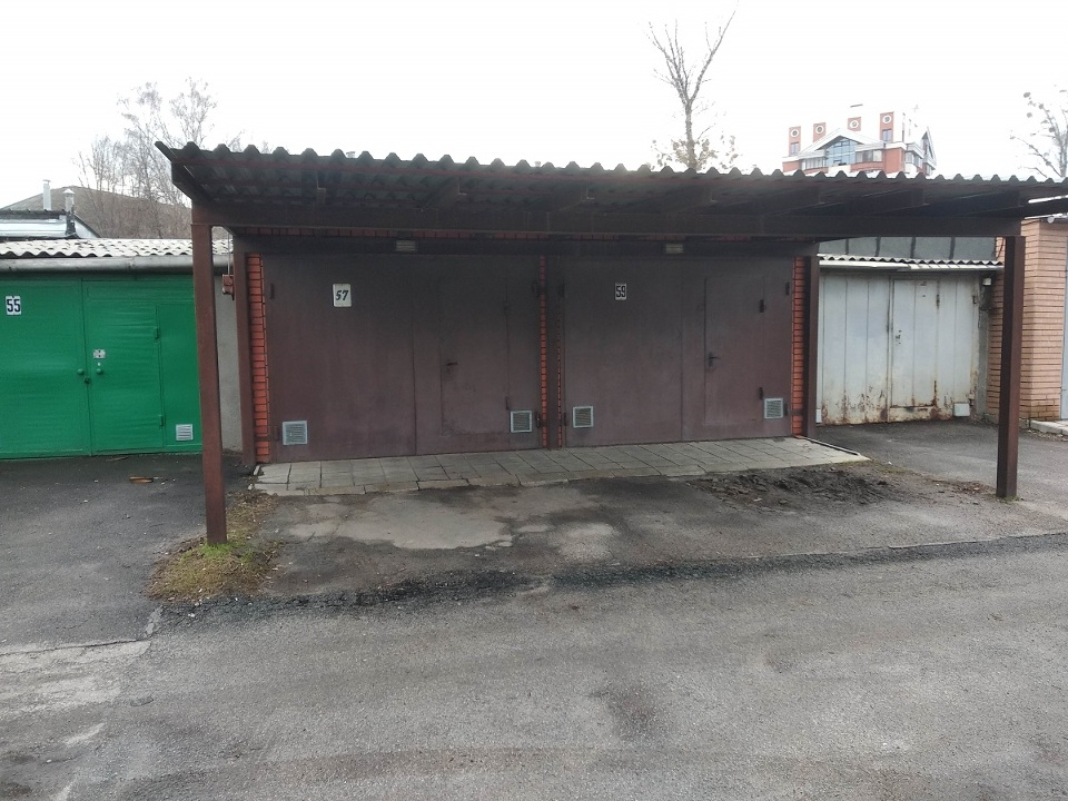 Гараж №57 загальною площею 19,2 кв.м., за адреою: м. Харків, вул. Культури, 22