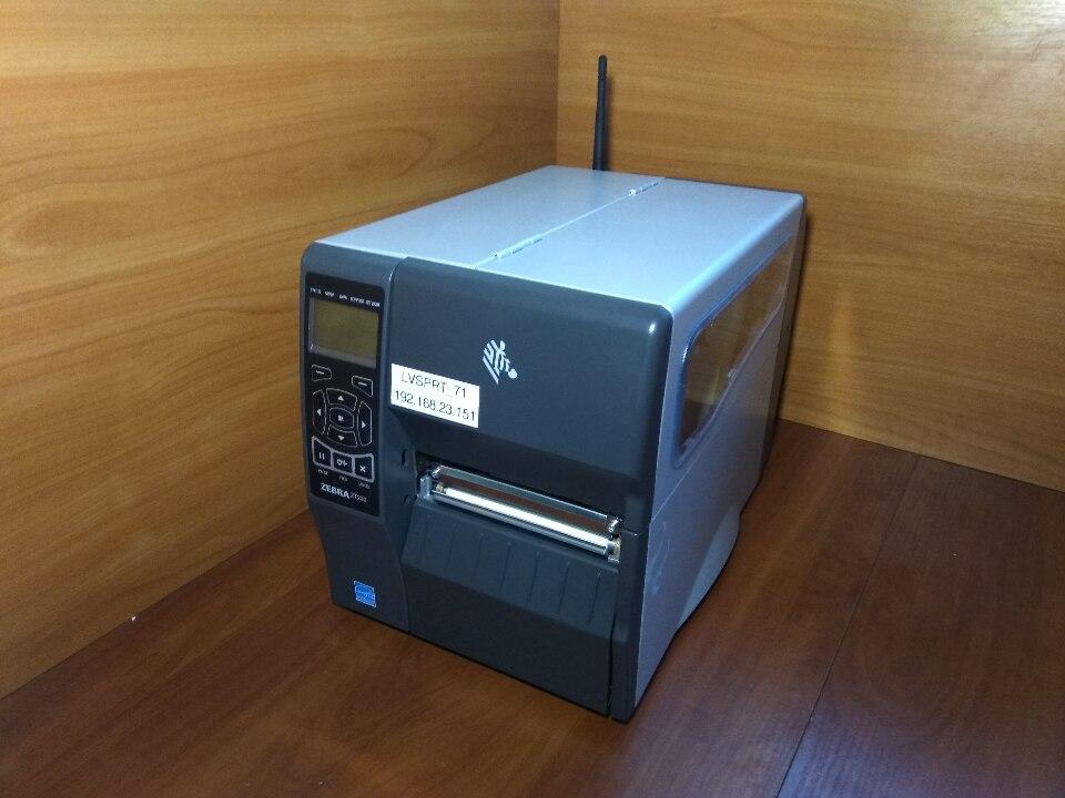 Принтер для друку етикеток, іноземного виробництва, торгової марки «ZEBRA», згідно маркування модель ZT23042-TOECOOFZ