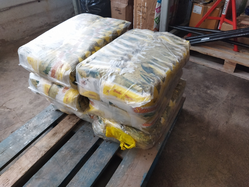 Поліетиленові пакети для фасування винограду, 31200 штук