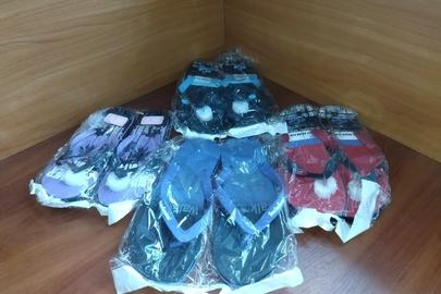 Взуття іноземного виробництва, різних моделей, розмірів та кольорів в кількості 520 пар