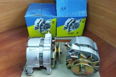 Запасні частини та комплектуючі до навантажувальної техніки, іноземного виробництва, в асортименті, загальною кількістю: 717 шт.