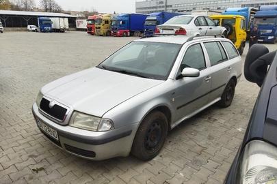Автомобіль марки «SCODA OCTAVIA», р.н. SV12RND, 2001 р.в., кузов TMBHG21U712470995