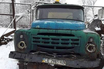 Автомобіль вантажний ЗІЛ 130 1983 р.в., ДНЗ: СЕ2885АВ